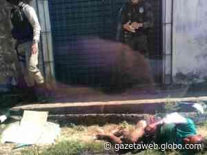 Mãe esfaqueada em Penedo morre e filho agressor que foi linchado está com Covid - Gazetaweb.com