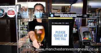 Manchester Wetherspoons pulls first pint in three months as customers return