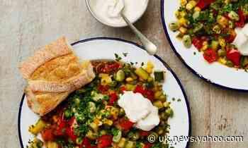 Meera Sodha's vegan recipe for summer succotash
