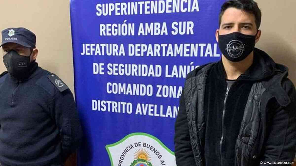 Alexis Zárate fue detenido y cumplirá su condena por violación - El Diario Sur