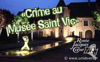 Crime au Musée Saint-Vic samedi 8 août 2020 - Unidivers