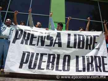 Director de periódico denuncia amenazas de alcalde de Agua Prieta - Eje Central