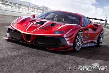 Scatta a Imola il Ferrari Challenge Europe - Motorsport.com, Edizione: Italia