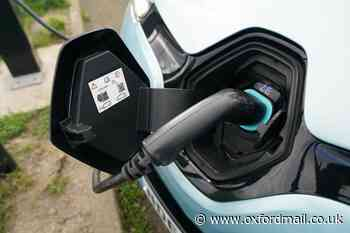 Five miles of electric cable will be laid for car chargers