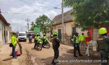 Ley seca y toque de queda en Sitionuevo para combatir la covid-19 - El Informador - Santa Marta