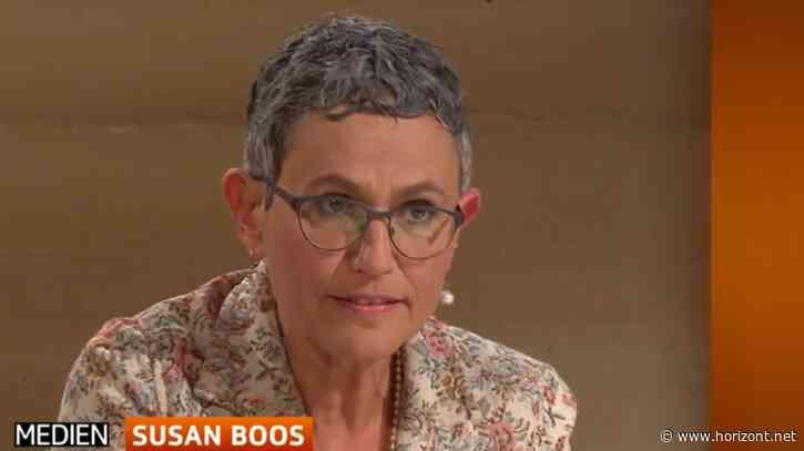 Schweizer Presserat: Susan Boos folgt auf Dominique von Burg - Horizont.net