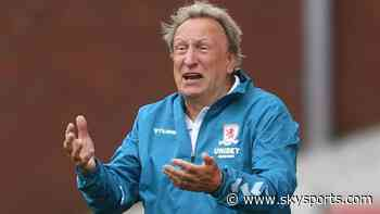 Warnock: Boro could be toughest test yet