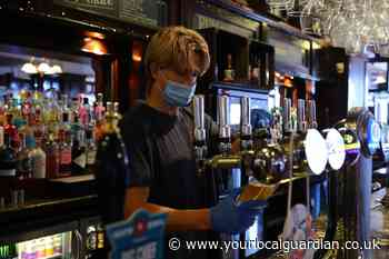 Excessive 'decompression' warning as English pubs reopen