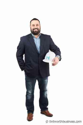2020 40 Under 40: JEREMY MOLINAR - Fort Worth Business Press