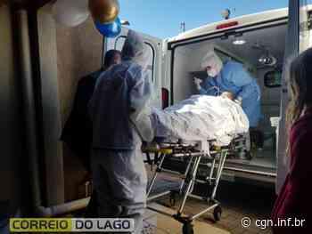 Primeira paciente internada com covid-19 em Santa Helena recebe alta e é recepcionada com carreata na cidade - CGN