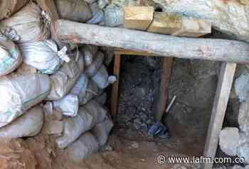 Mina en la que murieron cuatro personas en Ituango sí era ilegal - La FM