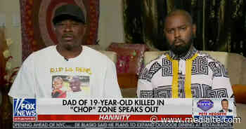 Father of 19-Year-Old Killed in 'CHOP' Zone Speaks Out in Emotional Interview With Hannity: 'I Need Answers' - Mediaite