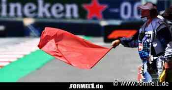 Formel 1 Österreich 2020: Erster Unfall des Jahres durch Latifi