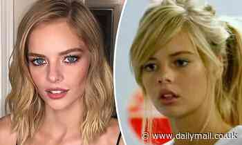 How Margot Robbie lookalike Samara Weaving traded Home and Away to become a bonafide Hollywood star - Daily Mail