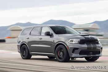 Dodge: se la potenza non basta mai - AlVolante