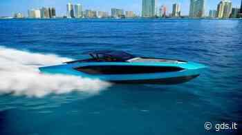 Ecco lo yacht (super esclusivo) Lamborghini da 4.000 cavalli di potenza - Giornale di Sicilia