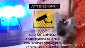 FURTO APPARTAMENTO POTENZA - Cronache TV