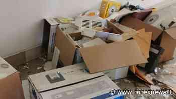 Matera come Potenza, sull'abbandono selvaggio di rifiuti - Robexnews