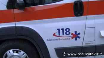 Scontro frontale sulla Potenza-Melfi, due feriti - Basilicata24