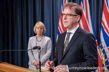 13 new BC COVID-19 cases, Langley Lodge outbreak ends – Surrey Now-Leader - Surrey Now-Leader