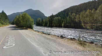 Search continues for person seen floating in Coquihalla River in Hope - Surrey Now-Leader