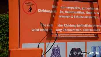Nach Schließung Anfang Mai: Kolpingbezirk Lingen sammelt wieder Altkleider - Neue Osnabrücker Zeitung