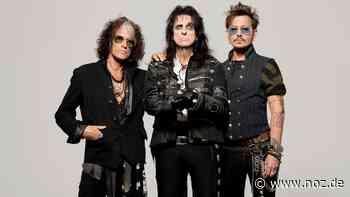 Johnny Depp, Alice Cooper und Joe Perry kommen 2021 nach Lingen - Neue Osnabrücker Zeitung