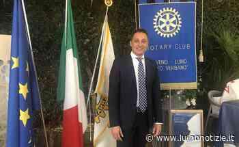 """È Francesco Surace il nuovo presidente del Rotary Laveno Luino """"Alto Verbano"""" - Luino Notizie"""