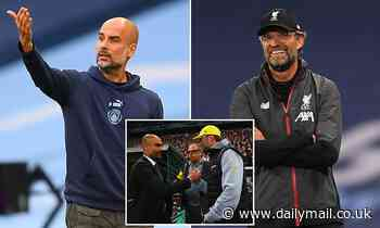 Jurgen Klopp claims that Pep Guardiola is the 'best manager of our era'
