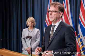 13 new BC COVID-19 cases, Langley Lodge outbreak ends - Ladysmith Chronicle