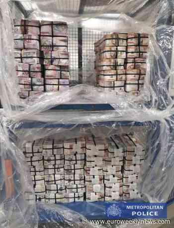 Scotlands 'Mr Bigs' captured in one of Europe's Biggest International Crime Stings - Euro Weekly News