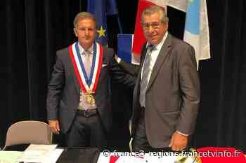 Installation du nouveau conseil municipal de Vallauris Golfe-Juan - France 3 Régions