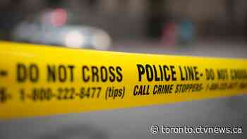 Man in serious condition after early-morning stabbing near Markham and Ellesmere roads