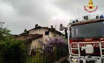 Uomo trovato morto in casa in una villetta a Carini, intervento dei vigili del fuoco - BlogSicilia.it