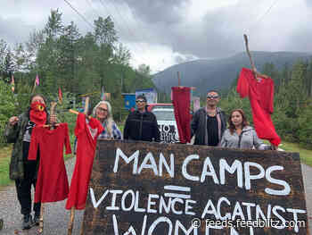 Three Months after Attack, Tiny House Warriors Complain of RCMP Inaction (in News)