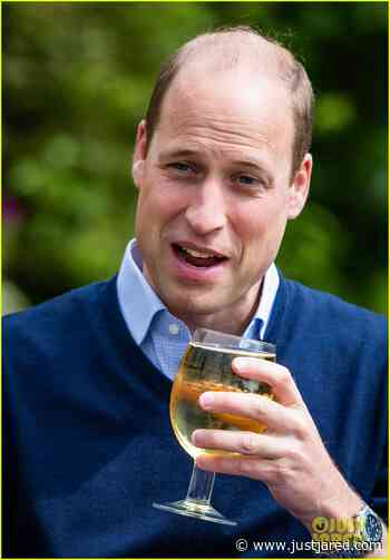 Prince William Says His Own Children Broke The Rules To Play on a Local Playground: 'They See It As A Challenge'   prince william pub pics children see this as a challenge quote 05 - Photo - Just Jared