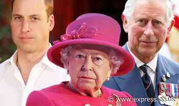 Queen fury: Monarch rejects public demands for Prince William to replace Charles as King - Express