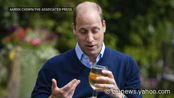 Prince William visits pub as U.K. prepares to ease COVID-19 restrictions - Yahoo News Canada