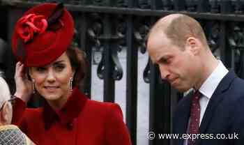 Kate and William struggle through 'impossible' Diana tradition to make Prince George laugh - Express