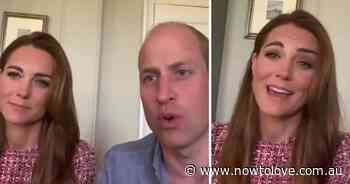 Kate Middleton & Prince William film emotional Canada video - Now To Love