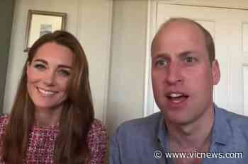 VIDEO: Prince William and Kate chat with B.C. hospital staff about COVID-19 - Victoria News