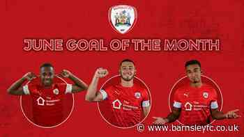 Cast your vote for June's Goal of the Month - barnsleyfc.co.uk