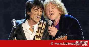 """Doku über Rolling Stones: Ron Wood: """"Jemand dort oben mag mich"""" - Kleine Zeitung"""