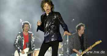 Rolling Stones an der Spitze der Single-Charts - Neue Westfälische