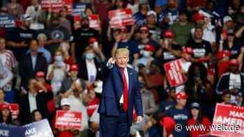 Rolling Stones untersagen Trump die Nutzung eines Songs - WELT