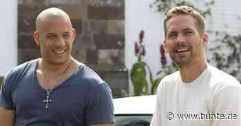 Paul Walker und Vin Diesel: So gern mögen sich ihre Kinder - BUNTE.de