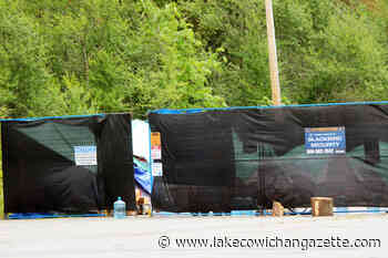 Extension given for Cowichan region homeless tenting sites - Lake Cowichan Gazette