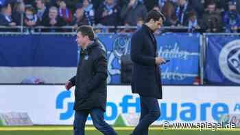 2. Bundesliga: Hamburger SV und Dieter Hecking beenden Zusammenarbeit
