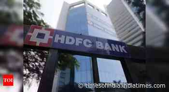 HDFC Bank advances up 21% at Rs 10L cr by Q1-end