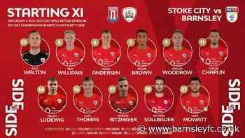 TEAM NEWS: Stoke City Vs Barnsley